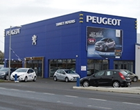 New Peugeot Garage Wexford