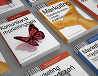 Marketing series covers