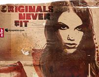 Originals Never Fit