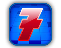 GUI : Télé 7 Jeux (Ipad)