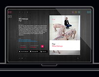 Prototype Interactive PDF Library