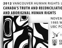 Promotional Ad, 2012 Vancouver Human Rights Lecture