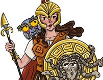 Greek Gods Serie
