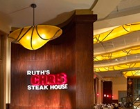 Ruth Chris Steakhouse - Roseville, CA
