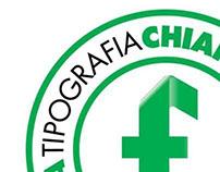 Restyling Logo - Tipografia Chiappetta