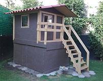 Casa de Juegos / Play House