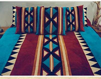 Leather Home Furnishings Pillow & Bedding Design