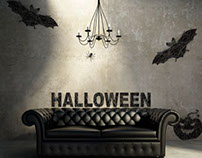 Halloween Decals & Posters