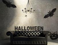 Halloween Decals & Posters