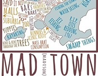 Infographic of Madison, WI