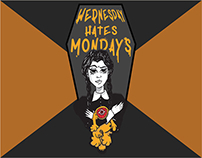 Wednesday Hates Mondays