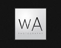 wA Photography - Branding