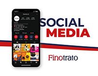 SOCIAL MEDIA / FINOTRATO