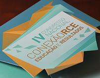 Convite Congresso RCE