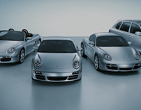 Porsche Birthday Surprise eCard