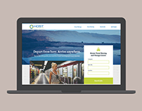 HOST Healthcare Website