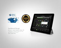 BESI DashBoard Design (IDC Award Winner Project)