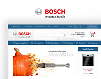 The official Ukrainian Bosch store