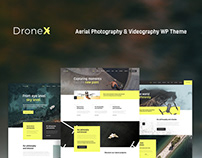 DroneX | Aerial Photography & Videography WP Theme