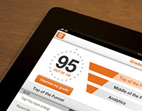 Hubspot app for iPad