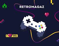 RetroMagaz.com - Game store
