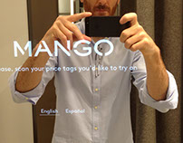MANGO Interactive Mirror