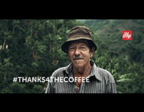 illy - #thanks4thecoffee