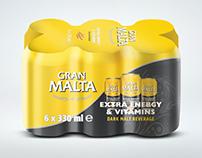 Gran Malta Extra Energy & Vitamins 6 pack