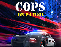 Cops: On Patrol [UI Screens]