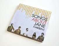 Maroon 5 CD Packaging