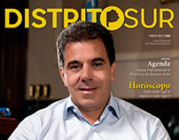 Revista Distrito Sur - Número 02, Mayo 2017.