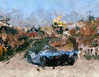 Classic Porsche racing 3