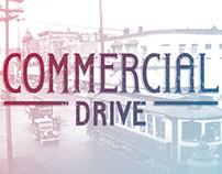 Commercial Drive Logotype