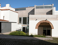 Rehabilitación Vivienda, San Vicente de Alcántara, 2009