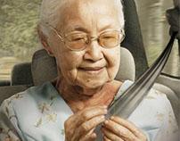 Toyota Kijang Innova Diesel - Nenek (Grandma)