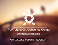 Turtlevision – Website Redesign