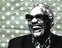 Ray Charles Robinson's shining smile