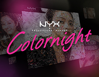 NYX ColorNight