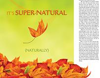 It's Super-natural (Naturally) article design