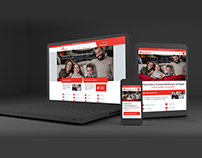 HomeServe Spain B2C Website - LIVE WORK