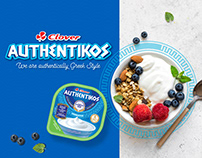 Authentikos Greek Yoghurt