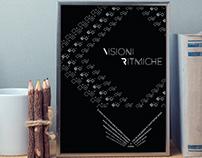 Visioni Ritmiche - Poster