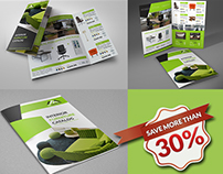 Products Catalog Brochure Bundle
