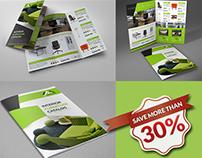 Products Catalog Brochure Bundle