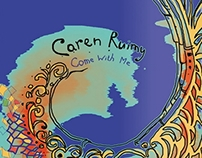Design an album cover for Karen Ruimy