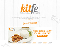 Kitfe - Kitchen for everyone