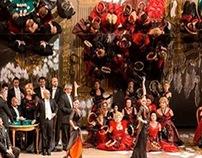 Valentina Escobar Coreografa di Traviata- Muscat