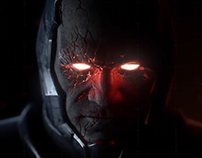 Injustice 2 Story Trailer - Character Art