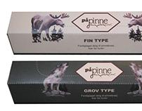 Branding & packaging - På Pinne (On Stick)