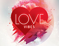 Love Vibes Flyer